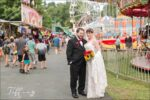 Carnival Themed Wedding